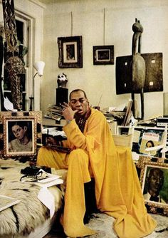 "The great Geoffrey Holder won two Tony Awards in 1978 for costume design and directing ""The Wiz."""