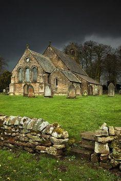 Medieval, Northumberland, England