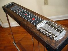 SHO-BUD  Maverick 10 String Pedal Steel Guitar Model #6152 NEAR MINT!!