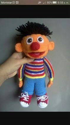 177 Besten Amigurumi Cartoons Bilder Auf Pinterest Crochet Dolls