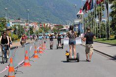 Slow-up - Ticino. Giornate senz'auto di SvizzeraMobile 17.4.2016