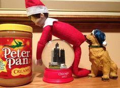 Inappropriate Elf on the Shelf Goes Wild! - Team Jimmy Joe
