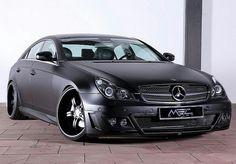 CLS550 Flat Black
