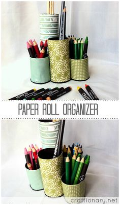 recycle paper roll