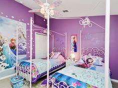 Pokój dziecięcy w stylu Disneya. http://domomator.pl/pokoj-dzieciecy-stylu-disneya/