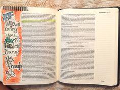 Claudine's Art Corner: Bible Journaling - My New Passion
