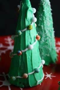 christmas trees - CakeItaly