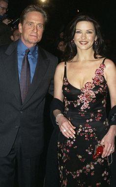 The Night Before I-Do! from Catherine Zeta-Jones & Michael Douglas: Romance Rewind | E! Online