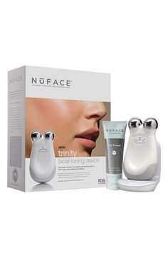 NuFace® 'Trinity' Facial Toning Device available at #Nordstrom