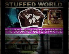 Stuffed World http://www.amazon.com/dp/B01ACNZ95K Do you remember when we had to knock the back of our TV set to get rid of the interference? Good old times! make us part of your new memories: #StuffedWorld
