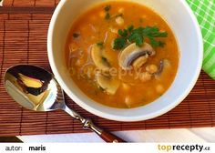 Thai Red Curry, Treats, Ethnic Recipes, Food, Soups, Sweet Like Candy, Goodies, Essen, Meals