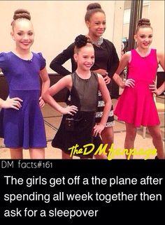 Dm facts by dance moms fan page