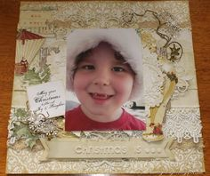 Websters Pages ,Christmas Layout