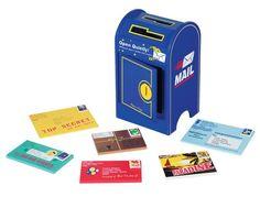 Melissa & Doug Mailbox and Mail Set [Toy]