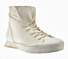 Leather Sneakers by Nihomano