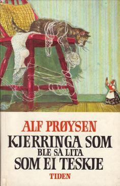 Prøysen Children's Books, My Childhood, Norway, Memories, Retro, Painting, Memoirs, Souvenirs, Painting Art