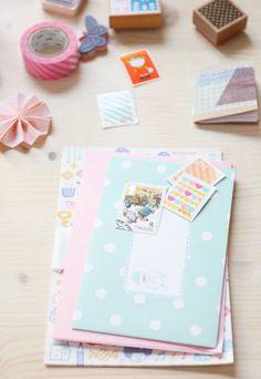 Happy Mail Swap   www.ishtarolivera.comblog   Bloglovin'