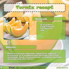 Sárgadinnye turmix #iddmagadegeszsegesre #turmix Smoothies, Health Fitness, Fruit, Food, Smoothie, Essen, Meals, Fitness, Yemek