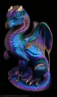 Windstone Dragon Photos- the Bigger Guys (and Gals)! | The Windstone Editions Forum