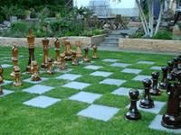 Landscaping Network, Calimesa, CA -- outdoor chess