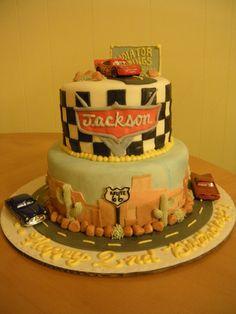 pixar cars cakes | Disney Cars Cake « Main Made Custom Cakes