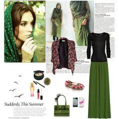 summer hijab........