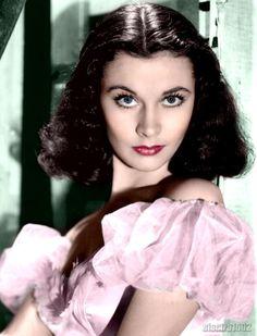Vivian Leigh. So beautiful!