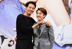 EXO's D.O and Jo In Sung remain close after filming It's Okay That's Love
