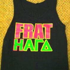 Frat Hard! Alpha Gamma Delta