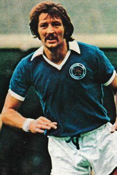 Frank Worthington of Leicester City in Frank Worthington, Leicester, 1970s, Football, City, Fictional Characters, Soccer, Futbol, Cities
