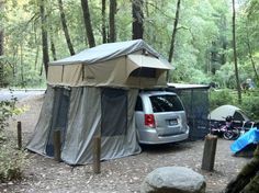 Photo Gallery | Cascadia Vehicle Roof Top Tents