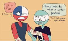 No, plis :( Argentina Country, Dibujos Anime Chibi, Anime Base, Mundo Comic, Country Men, Hetalia, Stupid Memes, Fujoshi, Akira
