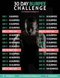 30 day fitness challenges - Google Search
