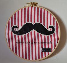 ♥ moustache!  by Pupettas