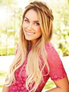 Lauren Conrad Hairstyles: Cute Braid