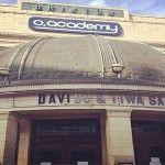 Davido thrilled about his name & Tiwa Savage displayed at Brixton Academy hall