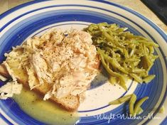 Weight Watcher Mom: Slow Cooker Chicken and Gravy