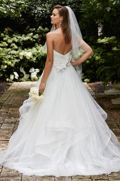 Wtoo Brides Selena Gown Available at I Do Bridal!  Book Your Appointment today!  3164405949