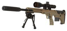DT SRS Sniper Rifle