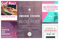 AM Studio | A Creative Market Shop Business Brochure, Business Card Logo, Design Typography, Branding Design, Blog Post Template, Design Blog, Design Ideas, Design Inspiration, Book Design
