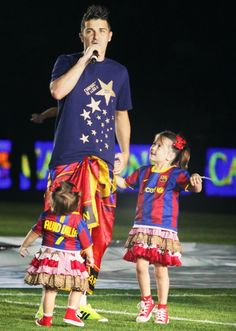 David Villa i miss you @ fcb barça cule