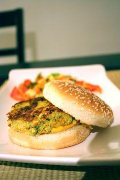NidoCooking: Hamburger mit Gemüse