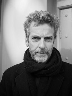Peter Capaldi. How can I describe it.