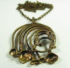 Schmuckset bronze