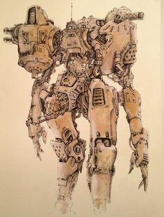 BRIEGEL IV by Luca Zampriolo * | cyberfiction | Pinterest