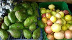 Avocados and Maracuya