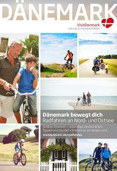 Radfahren an Nordsee und Ostsee Dänemark
