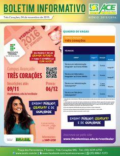 Folha do Sul - Blog do Paulão no ar desde 15/4/2012: BOLETIM ACE: INSTITUTO FEDERAL