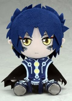 Soft toy - DRAMAtical Murder / Ren (DRAMAtical Murder)