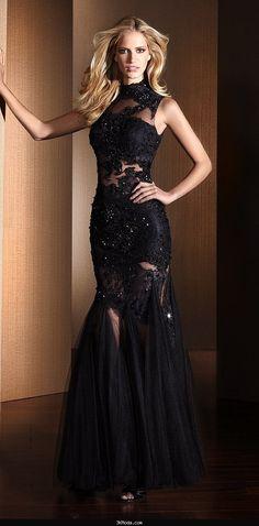 Dantel abiye elbise modelleri 2016 - http://www.3kmoda.com/genel/dantel-abiye-elbise-modelleri-2016